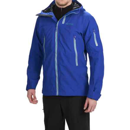 Marmot Freerider Gore-Tex® Ski Jacket - Waterproof (For Men) in Surf - Closeouts