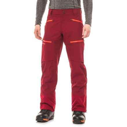 Marmot Freerider Gore-Tex® Snow Pants - Waterproof (For Men) in Brick - Closeouts