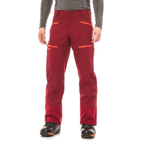 Marmot Freerider Gore-Tex® Snow Pants - Waterproof (For Men)