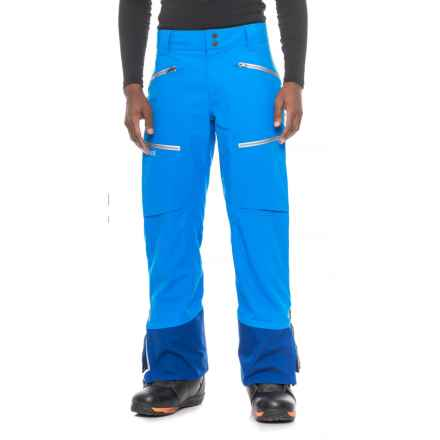 Marmot Freerider Gore-Tex® Snow Pants - Waterproof (For Men) in Clear Blue - Closeouts