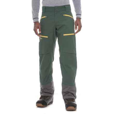 Marmot Freerider Gore-Tex® Snow Pants - Waterproof (For Men) in Dark Spruce - Closeouts