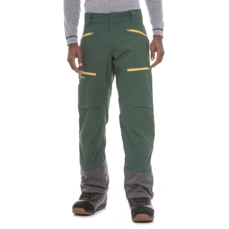Marmot Freerider Gore-Tex® Snow Pants - Waterproof (For Men) in Dark Spruce