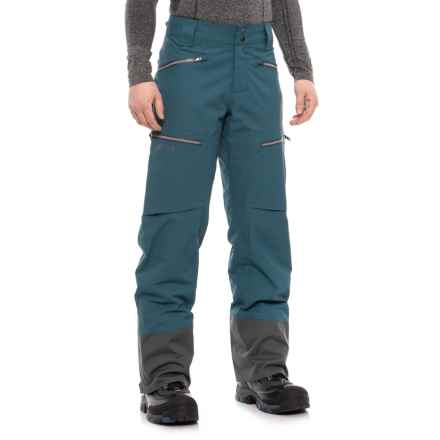 Marmot Freerider Gore-Tex® Snow Pants - Waterproof (For Men) in Denim - Closeouts