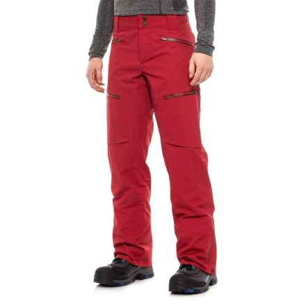 Marmot Freerider Gore-Tex® Snow Pants - Waterproof (For Men) in Sienna Red - Closeouts