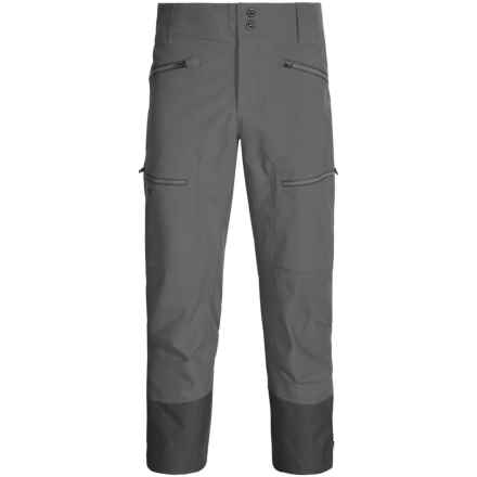 Marmot Freerider Gore-Tex® Snow Pants - Waterproof (For Men) in Slate Grey - Closeouts
