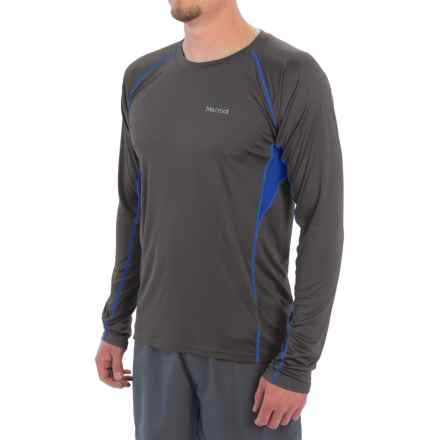 Marmot Frequency Shirt - UPF 50, Long Sleeve (For Men) in Slate Grey - Closeouts