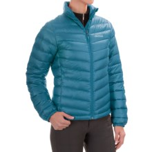 Marmot Freya Down Jacket - 700 Fill Power (For Women) in Aqua Blue - Closeouts