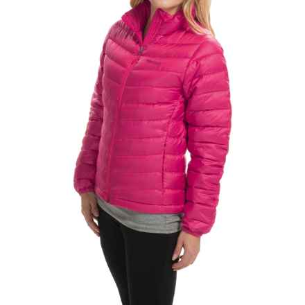 Marmot Freya Down Jacket - 700 Fill Power (For Women) in Bright Rose - Closeouts
