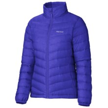 Marmot Freya Down Jacket - 700 Fill Power (For Women) in Electric Blue - Closeouts