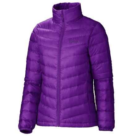 Marmot Freya Down Jacket - 700 Fill Power (For Women) in Vibrant Purple - Closeouts