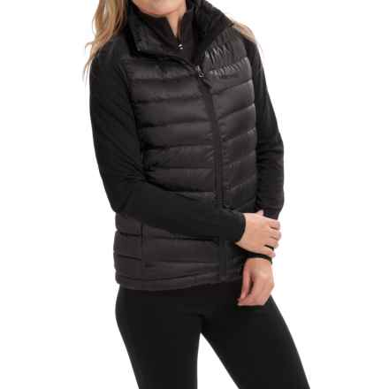 Marmot Freya Down Vest - 700 Fill Power (For Women) in Black - Closeouts