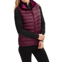 Marmot Freya Down Vest - 700 Fill Power (For Women) in Dark Wine - Closeouts