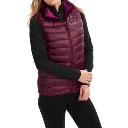 Marmot Freya Down Vest - 700 Fill Power (For Women) in Dark Wine - Closeouts