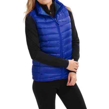Marmot Freya Down Vest - 700 Fill Power (For Women) in Gem Blue - Closeouts
