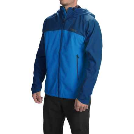 Marmot Front Point Polartec® NeoShell® Jacket - Waterproof (For Men) in Cobalt Blue/Blue Night - Closeouts