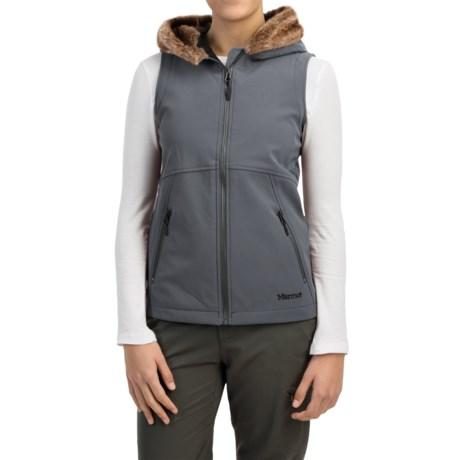photo: Marmot Furlong Vest soft shell vest