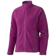 Marmot Furnace Fleece Jacket - Polartec® Classic Fleece (For Women) in Plum Rose - Closeouts