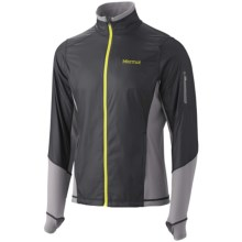 Marmot Fusion Jacket (For Men) in Slate Grey/Steel - Closeouts