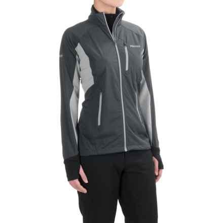 Marmot Fusion Jacket (For Women) in New Dark Steel/Silver - Closeouts
