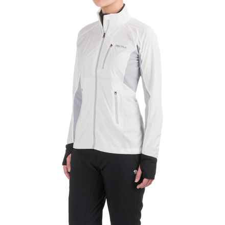 Marmot Fusion Jacket (For Women) in White/Silver - Closeouts