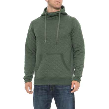 Marmot Galen Hoodie (For Men) in Crocodile Heather - Closeouts
