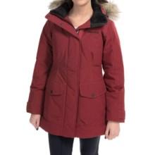 Marmot Geneva Down Coat - Waterproof, 700 Fill Power (For Women) in Dark Crimson - Closeouts