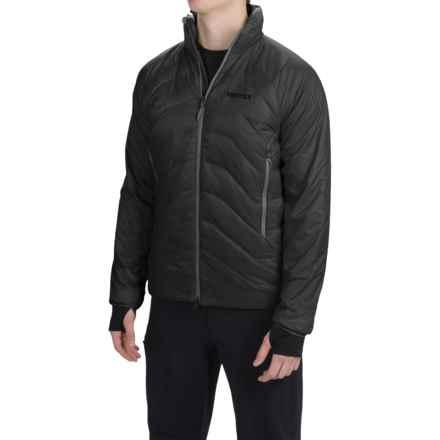 Marmot Gigawatt Polartec® Alpha® Down Jacket - 800 Fill Power (For Men) in Black - Closeouts