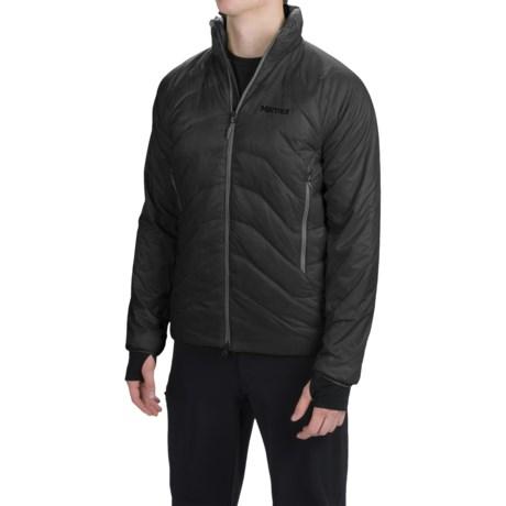 Marmot Gigawatt Polartec® Alpha® Down Jacket - 800 Fill Power (For Men) in Black