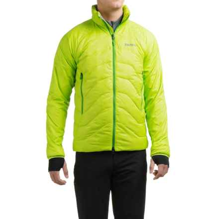 Marmot Gigawatt Polartec® Alpha® Down Jacket - 800 Fill Power (For Men) in Vermouth - Closeouts