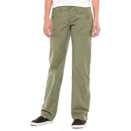 Marmot Ginny Pants - UPF 30 (For Women) in 4004 Stone Green - Closeouts