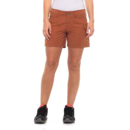 Marmot Ginny Shorts - UPF 30 (For Women) in Terracotta - Closeouts