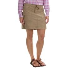 Marmot Ginny Skirt - UPF 30 (For Women) in Desert Khaki - Closeouts