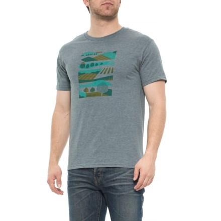 e17fcf02e6 Marmot Giving Tuesday T-Shirt - Short Sleeve (For Men) in Grey Heather