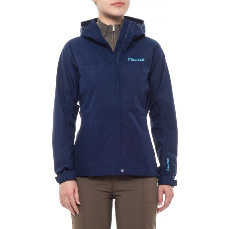 b9e3983dfb0 Marmot Gore-Tex® Jacket - Waterproof (For Women) in Arctic Navy