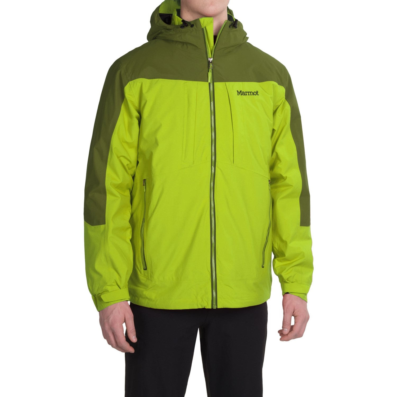 Marmot Bastione Component Jacket Reviews - Trailspace