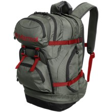 Marmot Granite Backpack in Cinder/Red - Closeouts