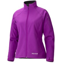 Marmot Gravity Jacket - Soft Shell (For Women) in Bright Berry - Closeouts