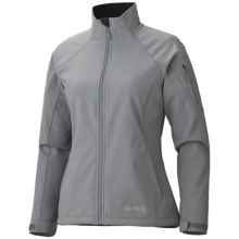 Marmot Gravity Soft Shell Jacket (For Women) in Dark Pewter - Closeouts