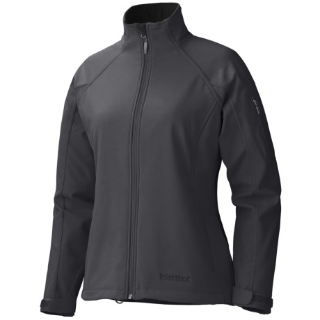 Marmot Gravity Soft Shell Jacket (For Women) in Dark Steel