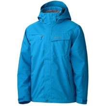 Marmot Great Scott Jacket - Waterproof (For Men) in Methyl Blue - Closeouts
