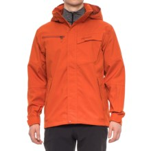 Marmot Great Scott Jacket - Waterproof (For Men) in Warm Spice - Closeouts