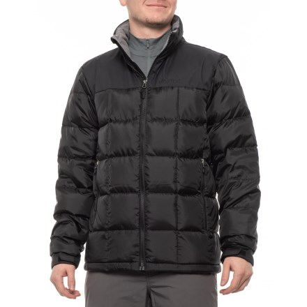ee422209ee6fb Marmot Greenridge Jacket - 600 Fill Power (For Men) in Black - Closeouts