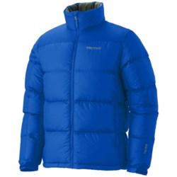 Marmot Guides Down Jacket - 650 Fill Power (For Men) in Cobalt Blue