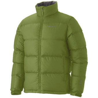 Marmot Guides Down Jacket - 650 Fill Power (For Men) in Forest