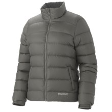 Marmot Guides Down Jacket - 650 Fill Power (For Women) in Gargoyle - Closeouts