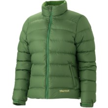 Marmot Guides Down Jacket - 650 Fill Power (For Women) in Green Olive - Closeouts