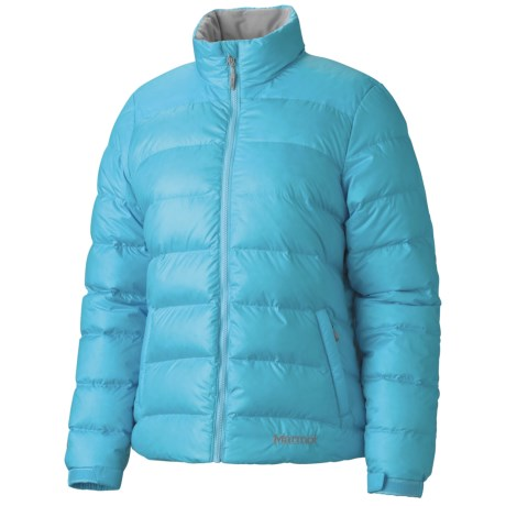 Marmot Guides Down Jacket - 650 Fill Power (For Women) in Sky
