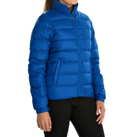 Marmot Guides Down Jacket - 700 Fill Power (For Women) in Gem Blue