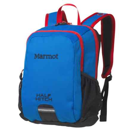 Marmot Half-Hitch Backpack (For Little Kids) in Peak Blue - Closeouts