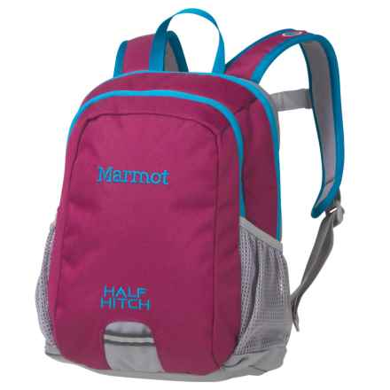 Marmot Half-Hitch Backpack (For Little Kids) in Plum Rose - Closeouts